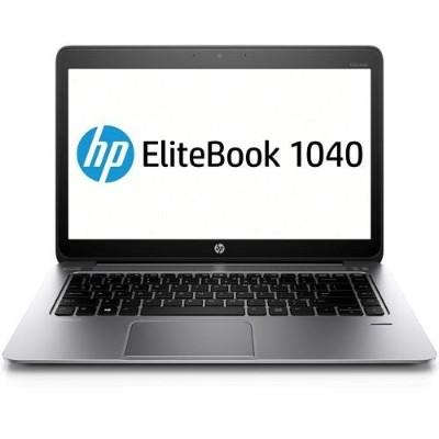 HPEliteBook Folio 1040 G1 Intel Core i7-4600U Dual-Core 2.10GHz Notebook PC - 8GB RAM, 256GB SSD, 14