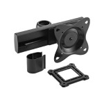 HP Inc. Optional Display Arm - Monitor arm - jack black - for Point of Sale System rp5800; RP3 Retail System 3100 QQ974AA