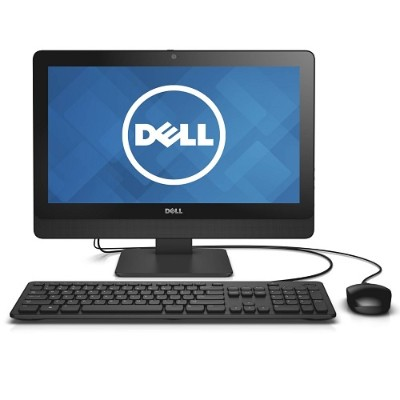 Dell Inspiron 20 3000 Intel Pentium Dual-Core G3220T 2.60GHz All-in-Oner Desktop - 4GB RAM, 1TB HDD, 20