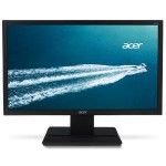 "V246HL bmid - LED monitor - 24"" - 1920 x 1080 Full HD (1080p) - TN - 250 cd/m² - 5 ms - HDMI, DVI, VGA - speakers - black"