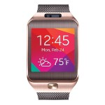 Samsung Telecommunications Gear 2 Smartwatch - Gold Brown SM-R3800GNAXAR