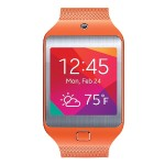 Samsung Telecommunications Gear 2 Neo Smartwatch - Wild Orange SM-R3810ZOAXAR