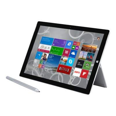 Microsoft Surface Pro 3 Intel Core i5 Tablet - 4GB RAM, 128GB Storage (QF2-00001)