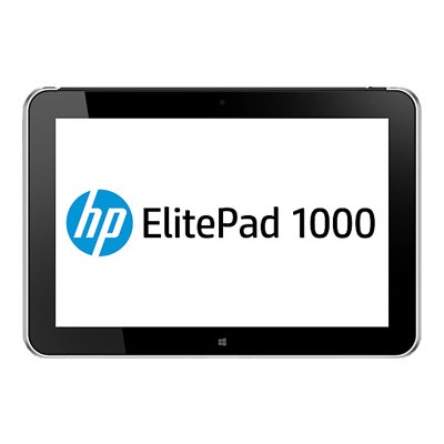 HP Smart Buy ElitePad 1000 G2 Intel Atom Z3795 Quad-Core 1.60GHz Tablet - 4GB RAM, 128GB eMMC SSD, 10.1