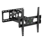 "TrippLite Display TV Wall Monitor Mount Arm Swivel/Tilt 26"" to 55"" TVs / EA / Flat-Screens - Wall mount for LCD / plasma panel - metal - screen size: 26""-55"" DWM2655M"