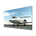 "55LV75A-5B - 55"" Class ( 54.64"" viewable ) LED display - digital signage - 1080p (Full HD) - direct-lit LED - black"