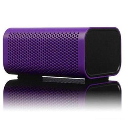 Braven440 Portable Bluetooth 2.1 Speaker - Purple / Black(B440PBP)