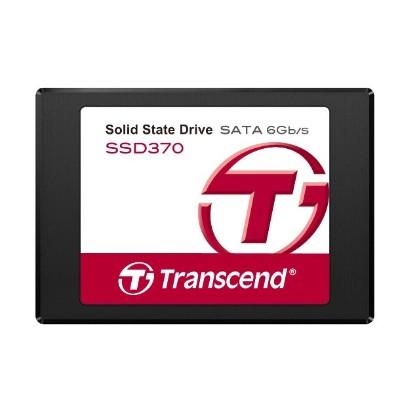TranscendSSD370 - Solid state drive - 32 GB - internal - 2.5