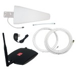 zBoost TRIO SOHO Xtreme 4G Cell Phone Signal Booster (Verizon)