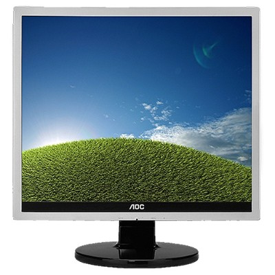AOC Professional E719SD - LED monitor - 17
