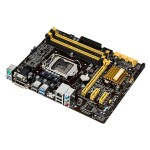 ASUS B85M-G R2.0 - 2.0 - motherboard - micro ATX - LGA1150 Socket - B85 - USB 3.0 - Gigabit LAN - onboard graphics (CPU required) - HD Audio (8-channel) B85M-G R2.0