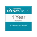 NetCloud Manager Standard - Subscription license renewal (1 year) - hosted