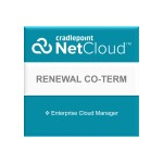 NetCloud Manager Standard - Subscription license Co-termination (renewal) - hosted