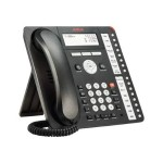 1416 Digital Deskphone - Digital phone - black