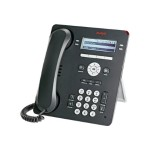 9404 Digital Deskphone - Digital phone - charcoal gray