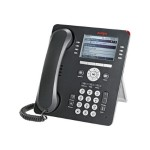9408 Digital Deskphone - Digital phone - charcoal gray