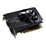Evga GeForce GT 740 SuperClocked - Graphics card - GF GT 740 - 4 GB GDDR5 - PCIe 3.0 x16 - 2 x DVI, HDMI 04G-P4-3748-KR