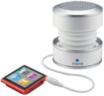 iHome Mini Speaker with Color Changing LED IM59WC