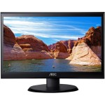 "E2050SWD - LED monitor - 20"" (19.5"" viewable) - 1600 x 900 - 200 cd/m² - 5 ms - DVI-D, VGA - glossy black"
