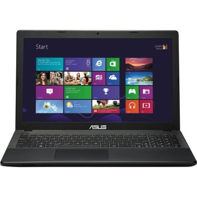 ASUS D550MAV Intel Celeron N2830 2.16GHz Notebook Computer - 4GB RAM, 500GB HDD, 15.6