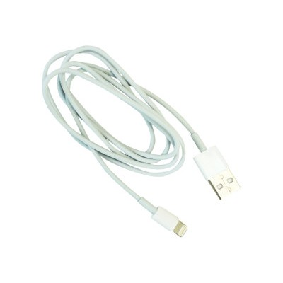 Visiontek Lighting to USB 3.0/2.0 Charge/Sync Cable (1m -3.3ft) - White (900704)