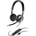 Blackwire C720-M - 700 Series - headset - on-ear - Bluetooth - wireless, wired - USB - for Microsoft Lync