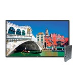 "42"" High-Performance LED-Backlit Commercial-Grade Display with Integrated Digital Media Player"