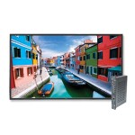 "46"" High-Performance LED-Backlit Commercial-Grade Display with Integrated Digital Media Player"