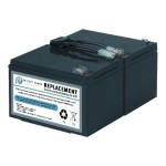 RBC6-SLA6-ER - UPS battery lead acid - for P/N: BP1000, SU1000, SU1000NET, SU1000RM, SU1000RMNET, SUVS1000