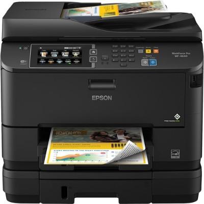 EpsonWorkForce Pro WF-4640 - All-in-one multifunction inkjet printer ( color )(C11CD11201)