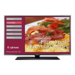 "LG Electronics 29"" Pro:Centric Single Tuner Slim Direct LED TV with Integrated Pro:Idiom and b-LAN - Metallic Titan 29LY570H"