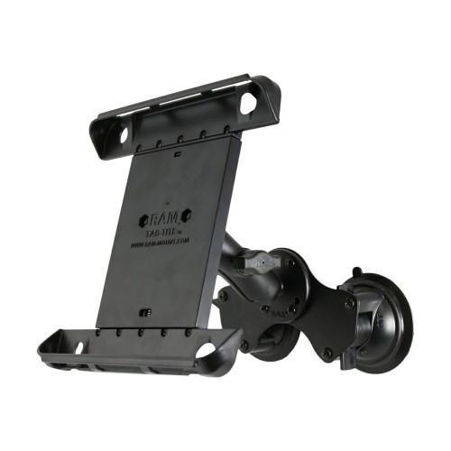 fcaf1910362 RAM Mounts RAM-B-189-TAB3U - Car holder - for Apple iPad (3rd generation)   iPad 1  2 (RAM-B-189-TAB3U)