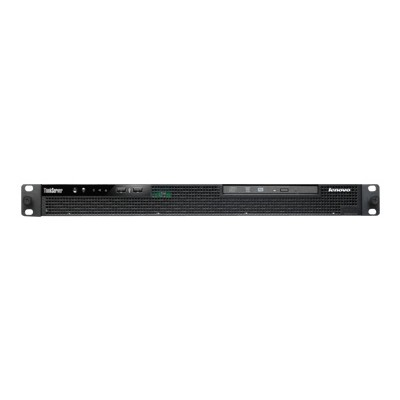 Lenovo ThinkServer RS140 70F9 Intel Core i3-4130 Dual-Core 3.40GHz Server - 4GB RAM, no HDD, Slim DVD-RW, Gigabit Ethernet (70F9000AUX)