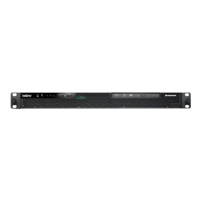 LenovoThinkServer RS140 70F3 Intel Xeon Quad-Core E3-1225 v3 3.20GHz Server - 8GB RAM, 1TB HDD, Slim DVD-RW, Gigabit Ethernet(70F3000DUS)