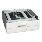 Media drawer and tray - 1000 sheets in 2 tray(s) - for  MS911de, MX910de