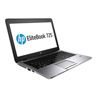 HP EliteBook 725 G2 AMD A10 Pro-7350B 3.30GHz Notebook PC - 4GB RAM, 180GB SSD, 12.5