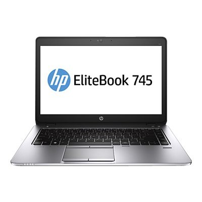 HP Smart Buy EliteBook 745 G2 AMD A10 Pro-7350B 3.30GHz Notebook PC - 8GB RAM, 500GB HDD, 14.0