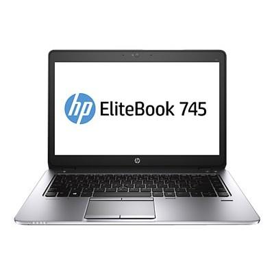 HPSmart Buy EliteBook 745 G2 AMD A6 Pro-7050B 2.20GHz Notebook PC - 4GB RAM,180GB SSD, 14.0