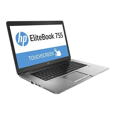 HPEliteBook 755 G2 AMD A10 Pro-7350B 3.30GHz Notebook PC - 8GB RAM, 180GB SSD, 15.6