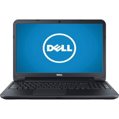 Dell Inspiron 15 Intel Core i3-4030U 1.9GHz Notebook Computer - 4GB RAM, 500GB HDD, 15.6