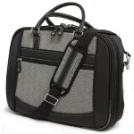 ScanFast Herringbone Element Briefcase - Large