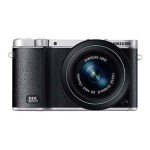 NX3000 20MP Mirrorless Digital Camera with 20-50mm Lens - Black