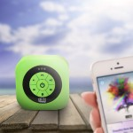 Adesso Xtream S1 Bluetooth Wireless Waterproof Speaker - Green XTREAMS1G