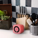 Adesso Xtream S1 Bluetooth Wireless Waterproof Speaker - Pink XTREAMS1P