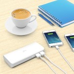GoPower Pack - External battery pack Li-Ion 6000 mAh - 2 output connector(s)