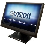 "LED monitor - 21.5"" - 1920 x 1080 Full HD - 250 cd/m2 - 1000:1 - 3.5 ms - DVI, VGA - speakers"