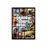 Grand Theft Auto V - Win - DVD
