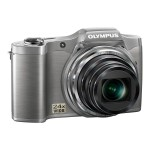 SZ-14 - Digital camera - compact - 14.0 MP - 24 x optical zoom - silver