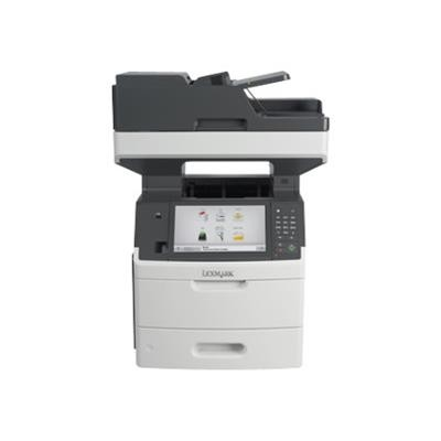 Lexmark MX711dhe - multifunction printer ( B/W ) (24TT155)
