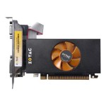 GeForce GT 740 - Graphics card - GF GT 740 - 2 GB DDR3 - PCIe 3.0 x16 low profile - DVI, D-Sub, HDMI